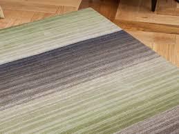miko designs stripes green taupe