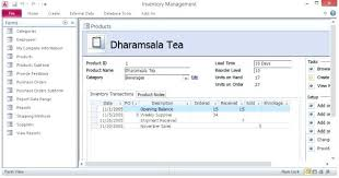 Access Personnel Database Template Ms Office Access Employee Database Template Sales Microsoft