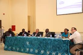 panelists at the isser ifpri roundtable discussion on youth employment and agriculture