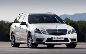 Mercedes-Benz Will Unveil 2012 E-Class Hybrids At Detroit Show