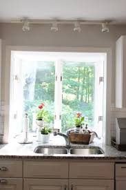 kitchen lighting ideas over sink. kitchen lighting over sink light abstract silver contemporary ideas