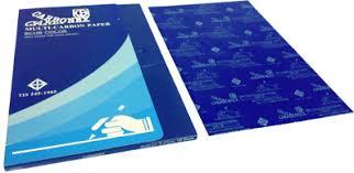 Carbon Paper Multi Carbon Paper 80gsm Sheet Supplies Manufacturer