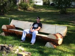 log bench 2 by jerm891 on deviantart clean outdoor benches prestigious 9