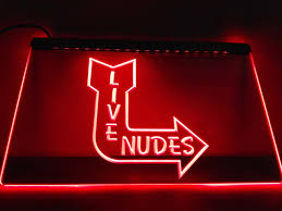 Neon Signs For Home Decor LK100 Live Nudes Sexy Lady Night Club Bar Neon Sign Home Decor 88