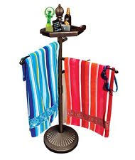 Outdoor Coat Rack For Hot Tub Pool Towel Rack EBay 52