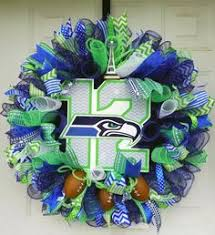 Small Picture Seattle Sports Wreaths Seattle Football Wreaths Sports Decor