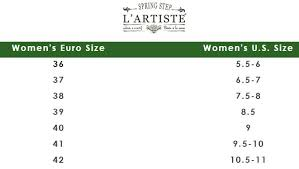 Lartiste Size Chart Outdoor Equipped