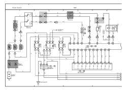 toyota rav4 wiring diagram diy enthusiasts wiring diagrams \u2022 2008 toyota rav4 radio wiring diagram at 2008 Toyota Rav4 Wiring Diagram