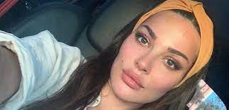 هكذا وصلت نادين نسيب نجيم إلى المستشفى والدم يغطي وجهها