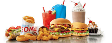 Sonic Menu Prices Combos Hot Dogs Chicken Sides Daily Meals