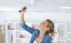 remove stains from walls and ceilings