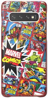 "<b>Чехол</b> Friends <b>Marvel</b> для Galaxy S10 ""<b>Марвел</b> комикс"" (GP ..."