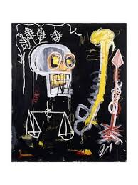 Untitled (Black Skull) Giclee Print by Jean-Michel Basquiat at ...