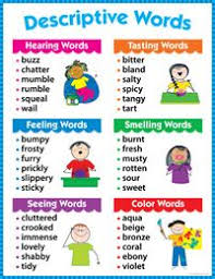 ideas about describing words on pinterest  kids learning  wouldnt be fun if we teach them the  senses through play craft and experiments here are some fun and creative ideas for each of the five senses with