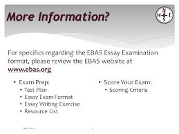 ethics and boundaries essay examination ppt video online more information for specifics regarding the ebas essay examination format please review the ebas website