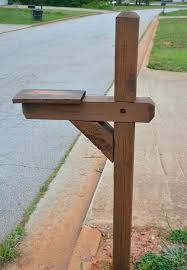 double mailbox post plans. Double Mailbox Post Recessed Panel Vinyl Contemporary Brace Fits Any Plans .