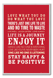Posters With Quotes On Life
