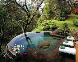 infinity pool design. Contemporary Design 100 Beautiful Infinity Pools Design  Natural Stone Pool With  Forest View And