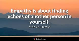Empathy Quotes Simple Empathy Quotes BrainyQuote