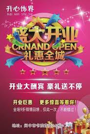 Grand Opening Flyer Impressive Grand Opening Poster Design Kordurmoorddinerco
