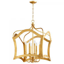 milan eight light pendant