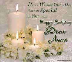 Happy Birthday Wishes Messages Quotes For Aunty Todayz News