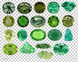 Emerald Gem Color Chart Gemstone Color Green Png Clipart Bead Blue Bluegreen