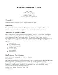 Receptionist Resume Examples Fascinating Hotel Receptionist Resume Colbroco