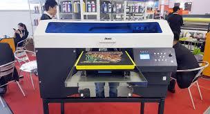 China Dual 5113 Print Head Direct To Garment Printer T Shirt