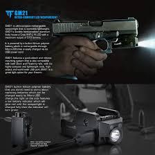 Green Light Trigger High Power Amazon Com Wishdeal Gm21 510 Lumens Led Handgun Flashlight