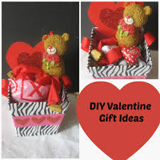 diy valentines gift baskets for her diy do it your self for valentines gift for boyfriend