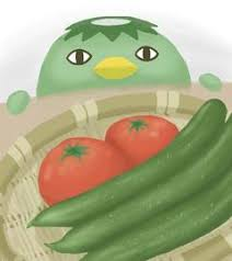 「きゅうりトマトイラスト」の画像検索結果