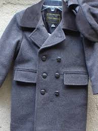 Fine boys wool coats