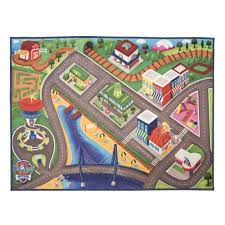 Paw Patrol Interactive Game Rug with Toy