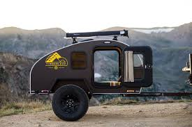 5 teardrop trailers you can right now