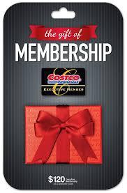 costco gift centre executive membership card