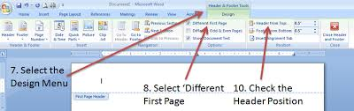 Microsoft Word Apa Header How Do I Add Page Numbers And A Running Head In Apa Format