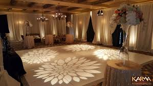 floor lighting hall. Royal Palms Wedding Phoenix Elegant Patterns On Dance Floor Karma Event Lighting 061116 Hall