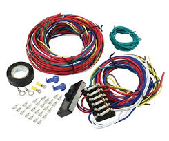universal wire harness fuse box vw volkswagen buggy wiring universal wire harness fuse box vw volkswagen buggy wiring harness 9466 complete wiring kit includes
