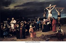 Image result for pictures of jesus being jeered by crowd