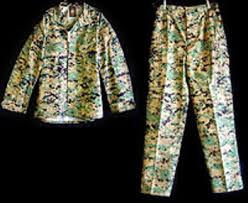Usmc Issue Mccuu Woodland Digital Marpat Uniforms
