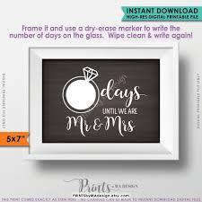 the 25 best wedding countdown ideas on pinterest countdown Wedding Countdown Messages wedding countdown sign, wedding countdown chalkboard wedding shower, days until we are mr & Wedding Countdown Printable