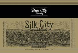 Image result for brix city bourbon barrel stout