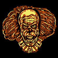 Advanced Pumpkin Carving Patterns Stunning Pennywise StoneyKins