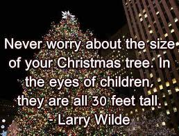 Christmas Tree Quotes Interesting PEACE LOVE AND JOY 48 Short Christmas Quotes The Mindful Word