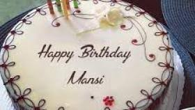 Happy Birthday Mansi Cake Images The Mercedes Benz