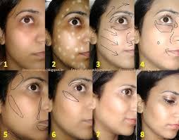 makeup ideas full face makeup tutorial face makeup tutorial tried a full face makeup