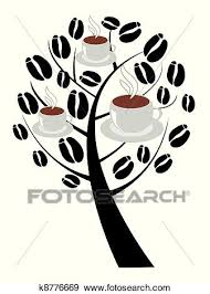 Polish your personal project or design with these coffee tree transparent png images, make it even more personalized and more attractive. Coffee Tree Clip Art K8776669 Fotosearch