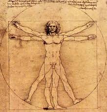 Image result for vitruvian man da vinci golden ratio