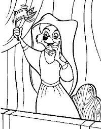 Small Picture Lovely Disney Robin Hood Coloring Pages For Kids Best Coloring